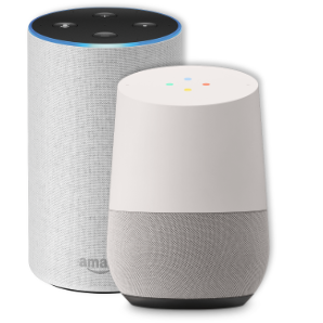 Smart Speaker: Amazon Echo und Google Home